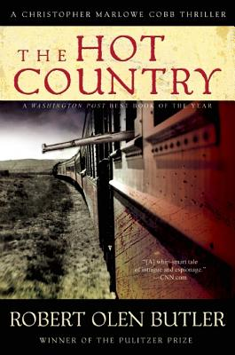 Image for The Hot Country: A Christopher Marlowe Cobb Thriller