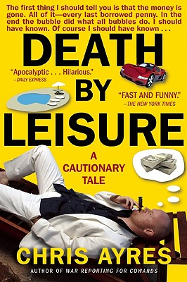 Image for Death by Leisure: A Cautionary Tale
