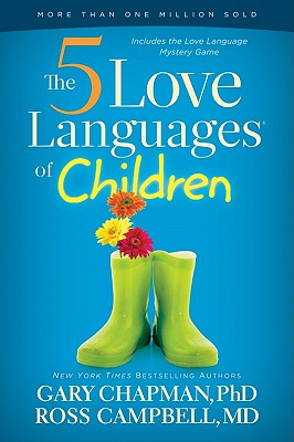 Image for 5 LOVE LANGUAGES OF CHILDREN