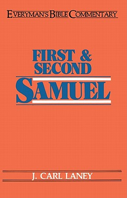 Image for First & Second Samuel- Everyman's Bible Commentary (Everyman's Bible Commentaries)