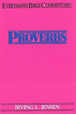 Image for Proverbs (Everyman's Bible Commentary)