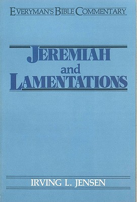Image for Jeremiah and Lamentations (Everyman's Bible Commentary)