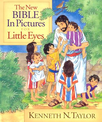 Image for The New Bible in Pictures for Little Eyes