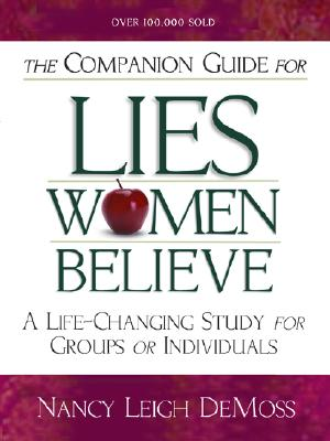 Image for The Companion Guide For Lies Women Believe