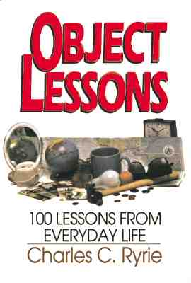 Image for Object Lessons: 100 Lessons from Everyday Life