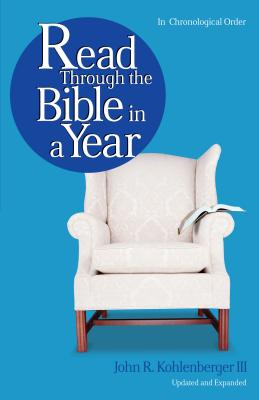 Read Through the Bible in a Year, John Kohlenberger