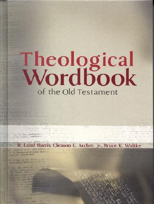 Image for Theological Wordbook of the Old Testament