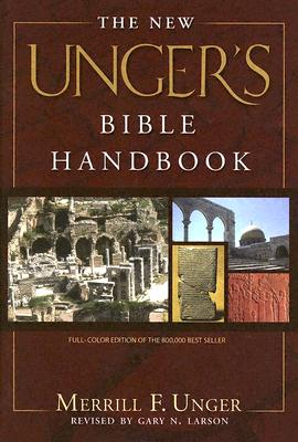 Image for The New Unger's Bible Handbook