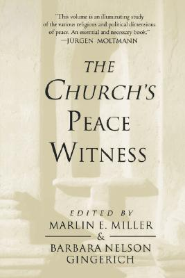 Image for The Church's Peace Witness