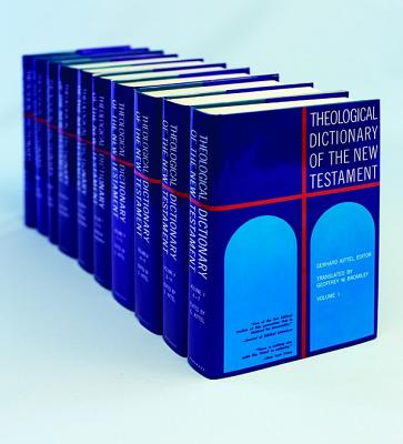Image for Theological Dictionary of the New Testament (10 Volume Set)