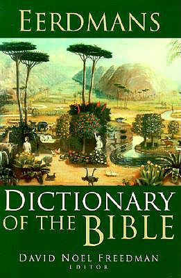 Image for Eerdmans Dictionary of the Bible