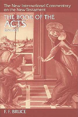 Image for NICNT Book of the Acts