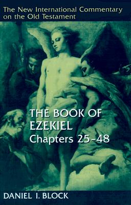 Image for NICOT The Book of Ezekiel, Chapters 25?48 (New International Commentary on the Old Testament)