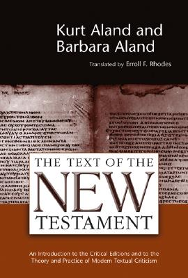 Image for Text of the New Testament