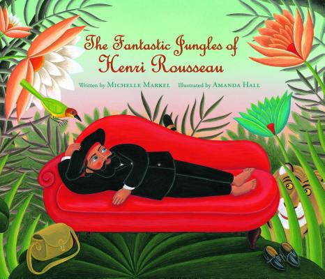 Image for FANTASTIC JUNGLES OF HENRI ROUSSEAU