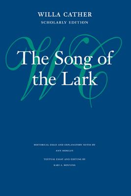 Image for The Song of the Lark (Willa Cather Scholarly Edition)