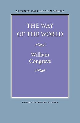 Image for The Way of the World (Regents Restoration Drama)