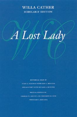 Image for A Lost Lady (Willa Cather Scholarly Edition)
