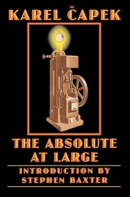 Image for The Absolute at Large (Bison Frontiers of Imagination)