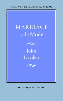 Image for MARRIAGE A LA MODE