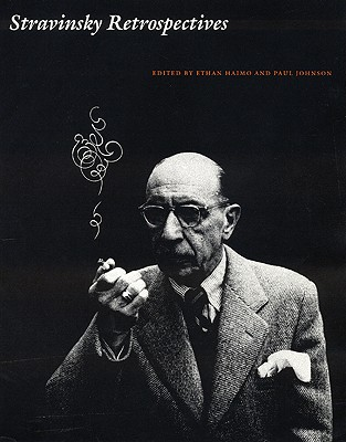Image for Stravinsky Retrospectives