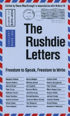 The Rushdie Letters: Freedom to Speak, Freedom to Write (Stages)