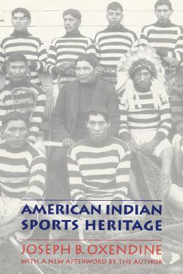 Image for American Indian Sports Heritage