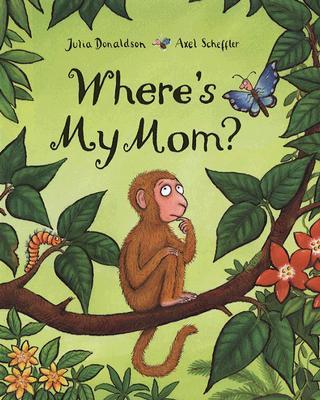 Where's My Mom?, Donaldson, Julia