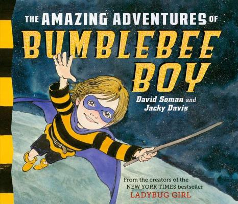 Image for Amazing Adventures of Bumblebee Boy