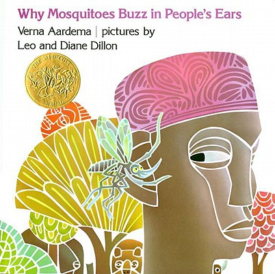 Image for WHY MOSQUITOES BUZZ IN PEOPLE'S EARS