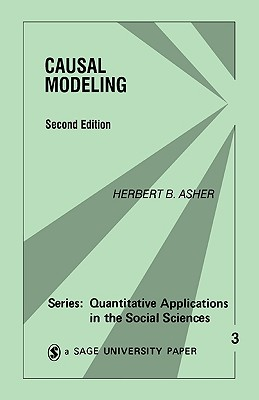 Image for Causal Modeling (Quantitative Applications in the Social Sciences)
