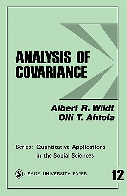 Image for Analysis of Covariance (Quantitative Applications in the Social Sciences)