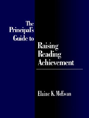 Image for PRINCIPAL'S GUIDE TO RAISING READING ACHIEVEMENT