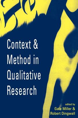 Image for Context and Method in Qualitative Research (Studies in Economic Theory; 6)