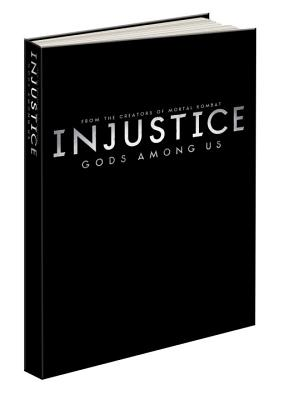 Image for INJUSTICE: GODS AMONG US PRIMA OFFICIAL GAME GUIDE