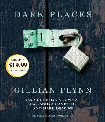 Dark Places: A Novel, Gillian Flynn