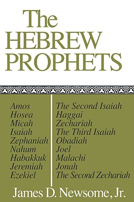 Image for The Hebrew Prophets