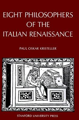 Image for Eight Philosophers of the Italian Renaissance