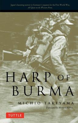 Image for Harp of Burma (Tuttle Classics)