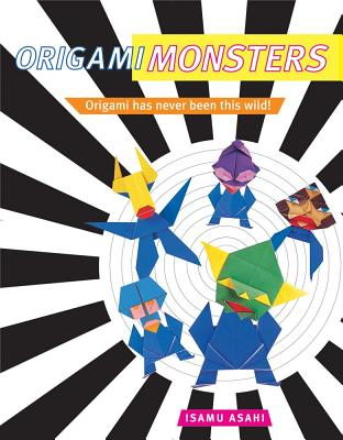 Origami Monsters: Origami has never been this wild!, Asahi, Isamu