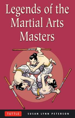 Image for Legends of the Martial Arts Masters
