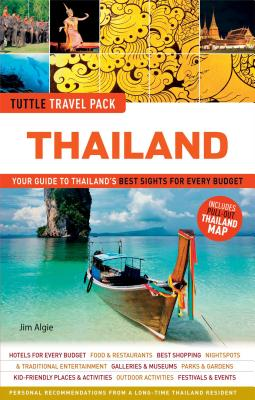 Tuttle Travel Pack Thailand, Algie, Jim