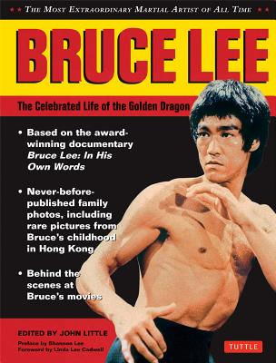 Image for Bruce Lee: The Celebrated Life of the Golden Dragon