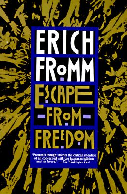 Image for Escape from Freedom