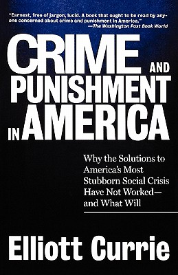 Image for Crime and Punishment in America
