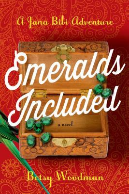 Image for Emeralds Included: A Jana Bibi Adventure (Jana Bibi Adventures)