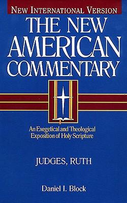 NAC Judges, Ruth (New American Commentary), Daniel I. Block