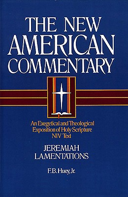 Image for NAC Jeremiah Lamentations (New American Commentary)