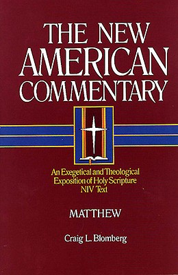 Image for NAC Matthew (New American Commentary)