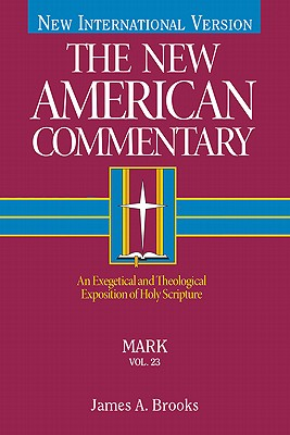 Image for Mark (New American Commentary Volume 23)